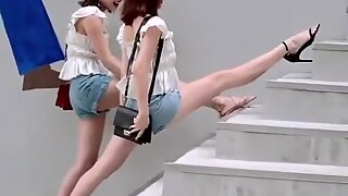 Chinese Sexy Girl of Tik Tok,dance Sxey Hot