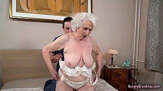 Granny gets fucked