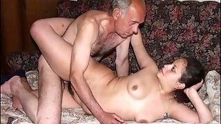 Old couples fuck