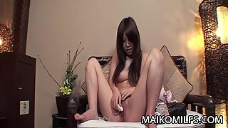 Yoko Okada - Penetrating A Japanese Milf Twat