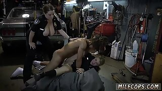 Dirty harry milf and big tits strap on Chop Shop Owner Gets Shut Down
