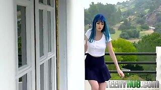 Jewelz blu en tramposo tramposo coño skeeter