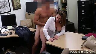 Amatør College Baderom Fuck and Pays Lei Foxy Business Kvinne Gets Fucked! - DEILIG DAME.
