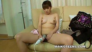 Honoka Ono - Bustillicious Japan Teen On Top