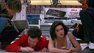 Sexy Jennifer Connelly-Her Best Bits-Career Opportunities