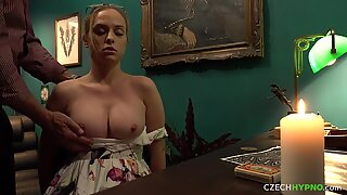 Hot Czech Wife Cheating On Her Husband